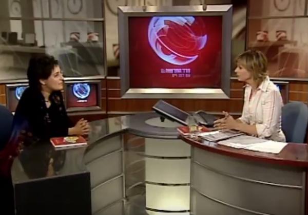 חדשות ערוץ 2 – פינוי ישובים על רקע פוליטי – פענוח ציורי ילדים