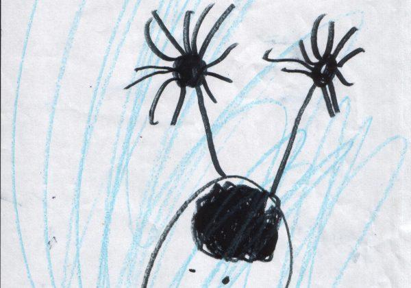 הפרעת קשב וריכוז ADHD בציורי ילדים