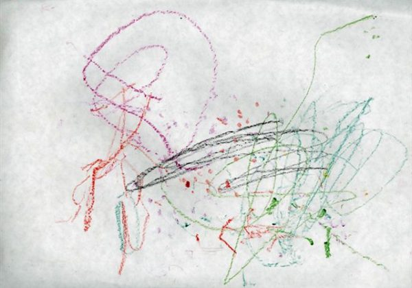 מציירים על הקיר – פענוח ציורי ילדים