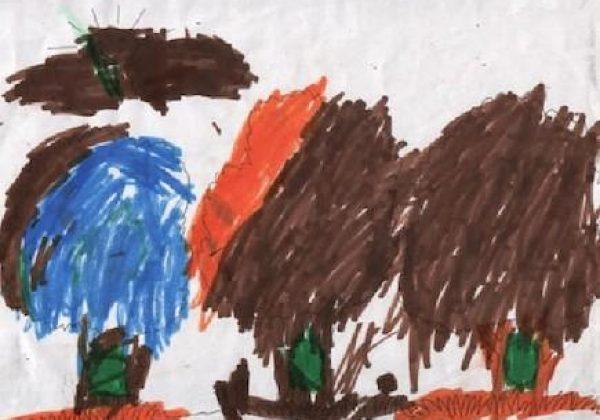 ילדים מכים – ביטוי מצוקה דרך ציורי ילדים