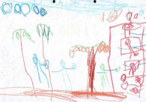 הילד מפונק – פינוק ופענוח ציורי ילדים