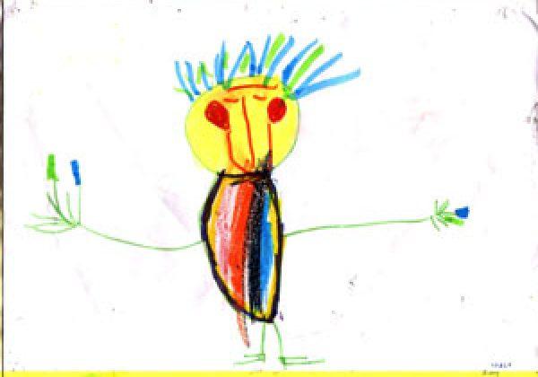 שאלות ותשובות – פענוח ציורי ילדים