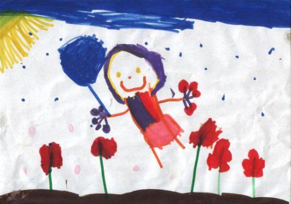 שלבי ההתפתחות של ציורי ילדים