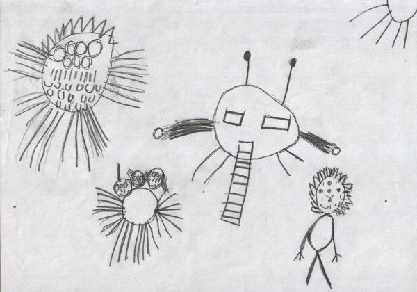 ביטחון עצמי ופענוח ציורי ילדים