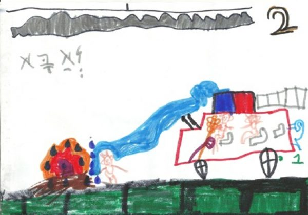 התמודדות עם משבר – פענוח ציורי ילדים
